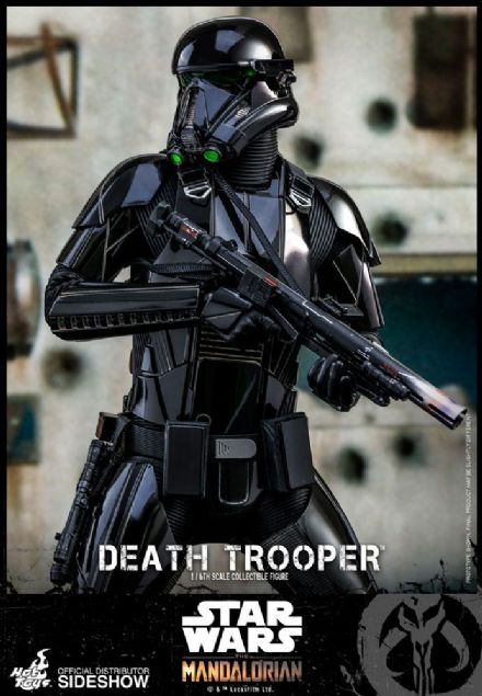 *Pre Order* Hot Toys 1:6 Star Wars The Mandalorian Death Trooper